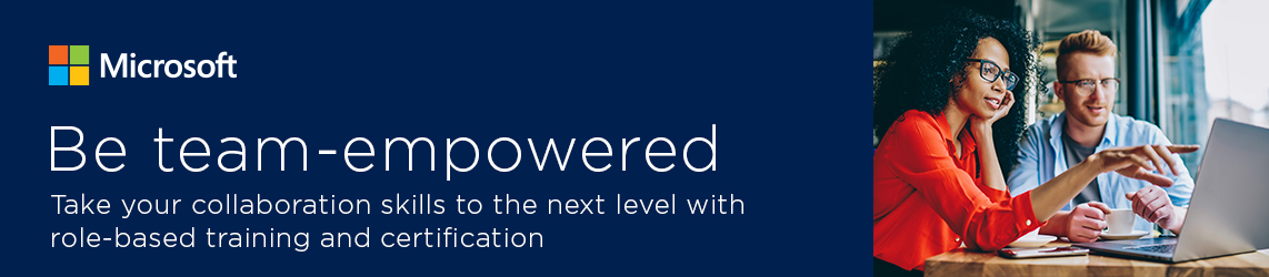 Microsoft 365 Role-Based Training from New Horizons